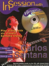 Santana Carlos - In Session With + Cd - Guitar Tab