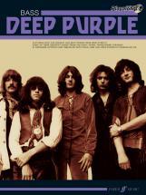 Deep Purple - Authentic Bass Playalong + Cd - Bass