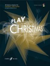 Harris Richard  - Play Christmas + Cd - Trumpet And Piano