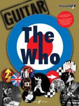 Who The - The Authentic Guitar Playalong + Cd - Guitar