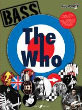 Who The - The Authentic Bass Playalong + Cd - Bass