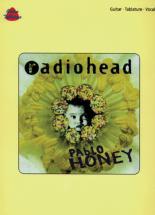Radiohead - Pablo Honey - Guitare Tab