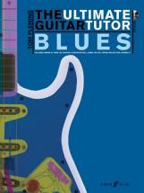 Fleming Tom - Ultimate Guitar Tutor - Blues + Cd - Guitar