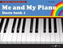 Waterman F / Harewood M - Me And My Piano - Duets Book 1 (new Ed.) - Piano
