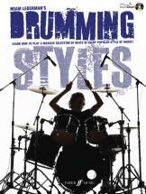 Lederman Noam - Drumming Styles + Cd - Batterie