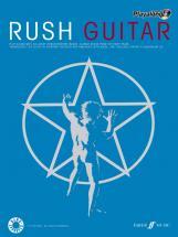Rush - Authentic Guitar Playalong + Cd - Guitar