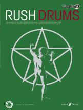 Rush - Authentic Drums Playalong + Cd - Drums