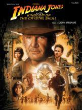 Williams John - Indiana Jones - Crystal Skull - Piano