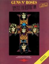 Guns N'roses - Appetite For Destruction- Tab