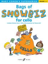 Cohen Mary - Bags Of Showbiz For Cello - Cello Solo