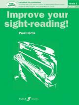 Harris Paul - Improve Your Sight-reading! Grade 2 - Piano