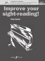 Harris Paul - Improve Your Sight-reading! Grade 7 - Piano