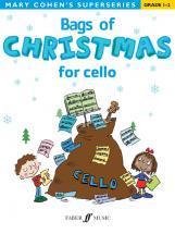 Cohen Mary - Bags Of Christmas For Cello - Cello Solo