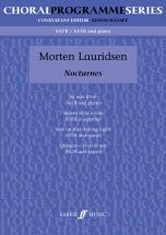 Lauridsen Morten - Nocturnes - Mixed Voices Satb (par 10 Minimum)