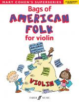 Cohen Mary - Bags Of American Folk For Violin - Violin Solo