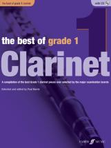 Harris Paul  - Best Of Grade 1 Clarinet + Cd - Clarinet And Piano