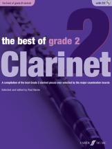 Harris Paul  - Best Of Grade 2 + Cd - Clarinet And Piano