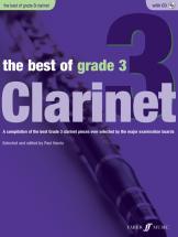 Harris Paul - Best Of Grade 3+ Cd - Clarinet And Piano