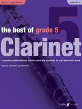Harris Paul - Best Of Grade 5 + Cd - Clarinet And Piano