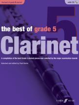 Harris Paul - Best Of Grade 5 + Cd - Clarinet And Piano