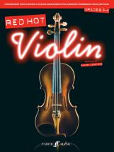 Jennings Rachel  - Red Hot Violin - Grades 3-4 - Violin Solo