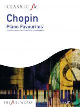Chopin Frederick - Classic Fm - Chopin Piano Favourites - Piano