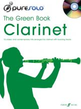 Puresolo - Green Book + Cd - Clarinet