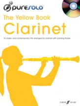 Puresolo Yellow Book + Cd - Clarinet