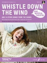 Sing Musical Theatre - Whistle Down The Wind + Cd