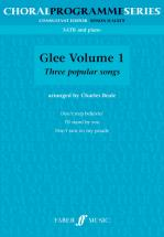 Glee Volume 1 - Satb And Piano