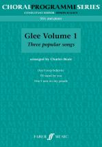 Glee Volume 1 - Ssa And Piano