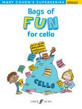 Cohen Mary - Bags Of Fun For Cello - Cello Solo