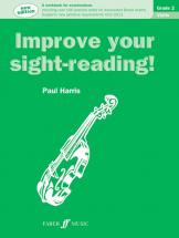 Harris Paul - Improve Your Sight-reading ! Violin Grade 2