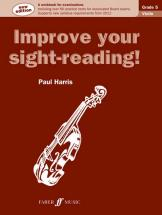 Harris Paul - Improve Your Sight-reading ! Violin Grade 5