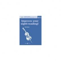 Harris Paul - Improve Your Sight-reading! Grade 1-3 - Cello (instrumental Solo)