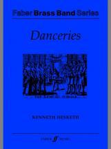 Hesketh Kenneth - Danceries - Brass Band