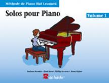 Methode De Piano , Solos Pour Piano Vol.1