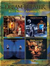 Dream Theater - Dream Theater Full Score Anthology - Guitar Tab
