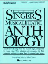 Singers Musical Theatre - Mezzo Sop 2 - Voice And Piano