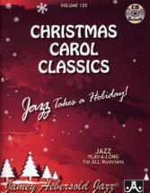 AEBERSOLD N°125 -  CAROL CLASSICSS + CD
