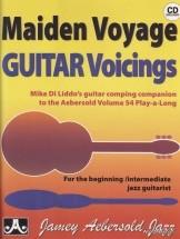 Diliddo M. - Maiden Voyage Guitar Voicings