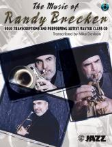 Brecker Randy - Randy Brecker Music Of + Cd - Trumpet And Piano