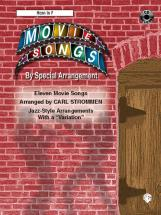 Movie Songs By Special Arrangement + Cd - French Horn And Piano