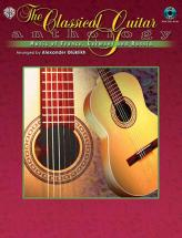 Classical Guitar Anthology + Cd - Guitar