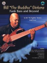 Dickens Bill - Funk Bass + Cd - Bass Guitar