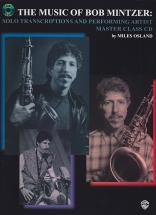 The Music Of Bob Mintzer + Cd