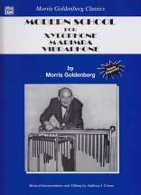 Goldenberg - Modern School For Xylophone, Marimba & Vibes