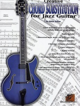 Eddie Arkin - Creative Chord Substitution For Jazz Guitar