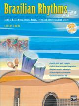 Brazilian Rhythms For Guitar - Guitar