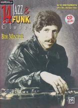 Mintzer Bob - 14 Jazz & Funk Etudes - Mib + Cd